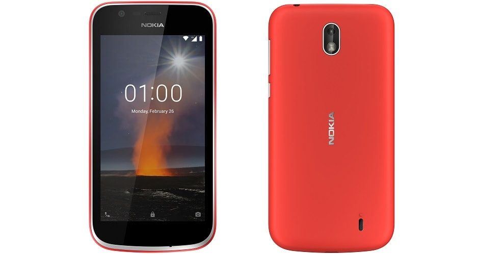 HMD Global Has Introduced 5 New Phones, Including Revamped Nokia 8110-techinfoBiT - Nokia- Android Go-Oreo Go