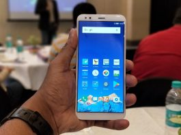 InFocus Vision 3 Review - A Bezel Less Budget Phone With Long Battery Backup-techinfoBiT