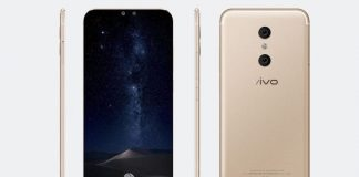 Vivo May Launch The World's First SmartPhone With 10GB RAM-techinfoBiT-Under-Display-Fingerprint-Sensor