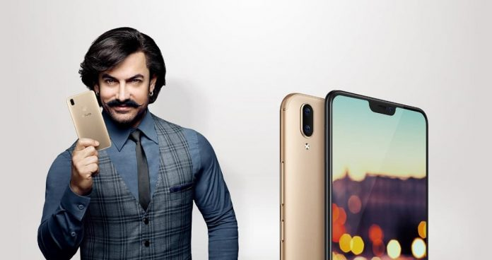 Vivo V9 Launched With Dual Rear Camera And 24 MP Front Camera-techinfoBiT First Impression
