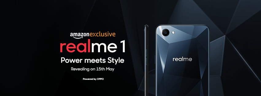 Amazon Exclusive - Oppo Is Starting A New Journey With RealMe - Price and Release Date Of ReamMe 1-techinfoBiT-