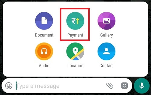 How To Make Send Money Using WhatsApp Payments-techinfoBiT