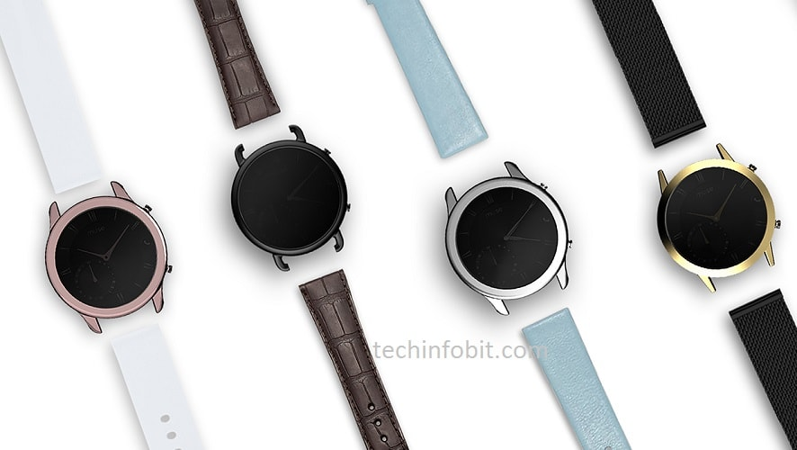 Muse Hybrid SmartWatch Is Coming With More Than A Year Of Battery Backup- Price & Release Date Of Muse Wearables - techinfoBiT