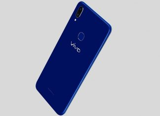 Vivo Has Released The Sapphire Blue Variant Of V9 - techinfoBiT-Price and Release Date-Buy Online