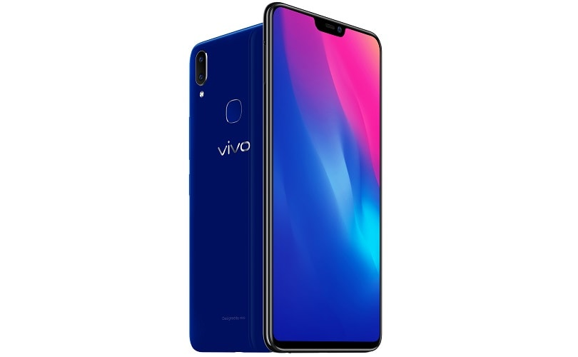 Vivo Has Released The Sapphire Blue Variant Of V9 - techinfoBiT-Price and Realease Date-Buy Online
