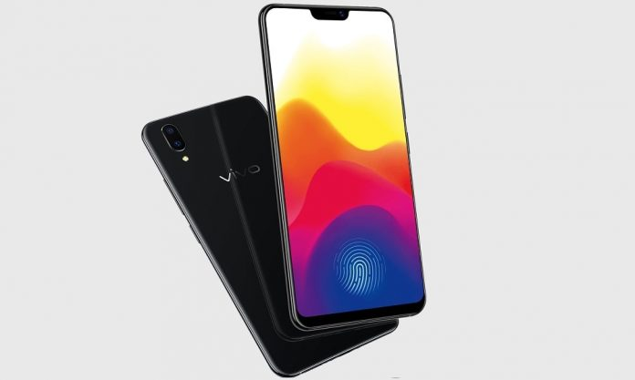 Vivo X21 With Under Display Fingerprint Sensor Is Coming To India-Vivo X21 UD - techinfoBiT
