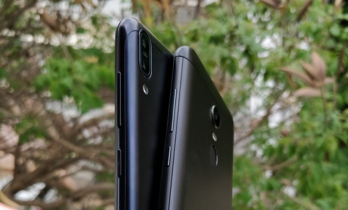 Image: Nishant/techinfoBiTComparison Between Asus Zenfone Max Pro M1 and Xiaomi Redmi Note 5 - techinfoBiT