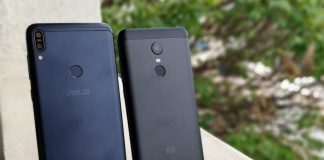 Comparison Between Asus Zenfone Max Pro M1 and Xiaomi Redmi Note 5 - techinfoBiT
