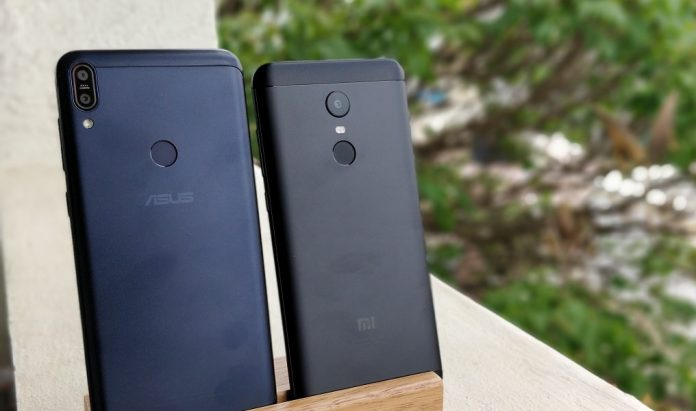 Comparison Between Asus Zenfone Max Pro M1 and Xiaomi Redmi Note 5 -Review Zenfone Max Pro M1 and Comparison with Redmi Note 5 - techinfoBiT