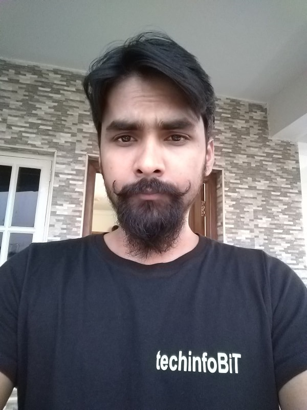 Front Camera Sample-Max Pro M1-Review Zenfone Max Pro M1 and Comparison With Redmi Note 5-techinfoBiT