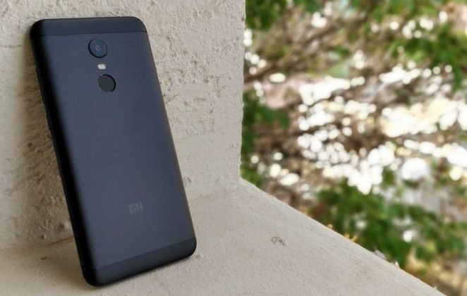Xiaomi Redmi Note 5 - Review Zenfone Max Pro M1 and Comparison With Redmi Note 5-techinfoBiT