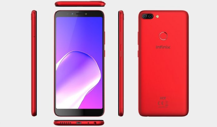 Infinix Hot 6 Pro Launched in India with 3GB RAM & 4000mAh Battery - techinfoBiT