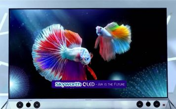 Skyworth Is About To Launch Their Thinnest OLED TV In India Soon-techinfoBiT-Leaks-Price-Release Date