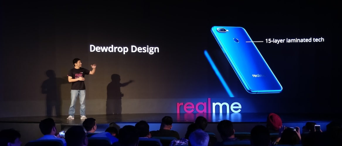 RealMe Has Released RealMe 2 Pro and RealMe C1 With Crazy Low Price Tags-RealMe 2 Pro Photos-RealMe 2 Pro best phone at the price-Tech Blog-Tech Event-techinfoBiT