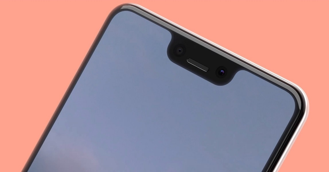 Google Pixel 3-3XL Officially Launched With Ugly Notch, Brilliant Camera & Software Experience-India Release Date Price-Notch-techinfoBiT