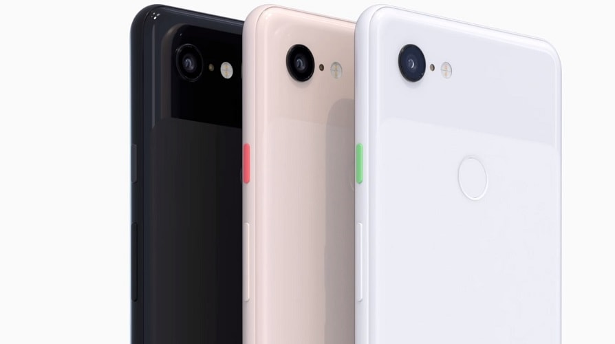 Google Pixel 3-3XL Officially Launched With Ugly Notch, Brilliant Camera & Software Experience-India Release Date Price-techinfoBiT