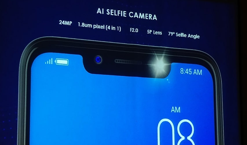 TECNO Camon iClick 2 Launched In India With 24 MP AI Front Camera-Price-Release-Where to buy - Bangalore Tech Blogger Meet-techinfoBiT