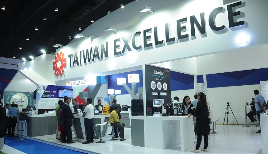 Taiwan Excellence Showcased Range Of Smart Tech Products At Smart Asia Expo-What Is i-CTRL - techinfoBiT-Tech Events Bangalore