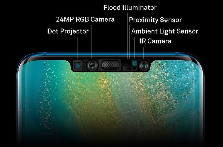 Huawei Has Launched Mate 20 Pro With Triple Rear and 24MP Front Camera - techinfoBiT-top tech news blog