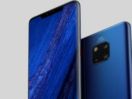 Huawei Has Launched Mate 20 Pro with Triple Rear and 24MP Front Camera - techinfoBiT