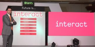 Signify (Philips Lighting) Launches Interact IoT Platform in India - techinfoBiT-Top Tech News Bangalore-techinfoBiT