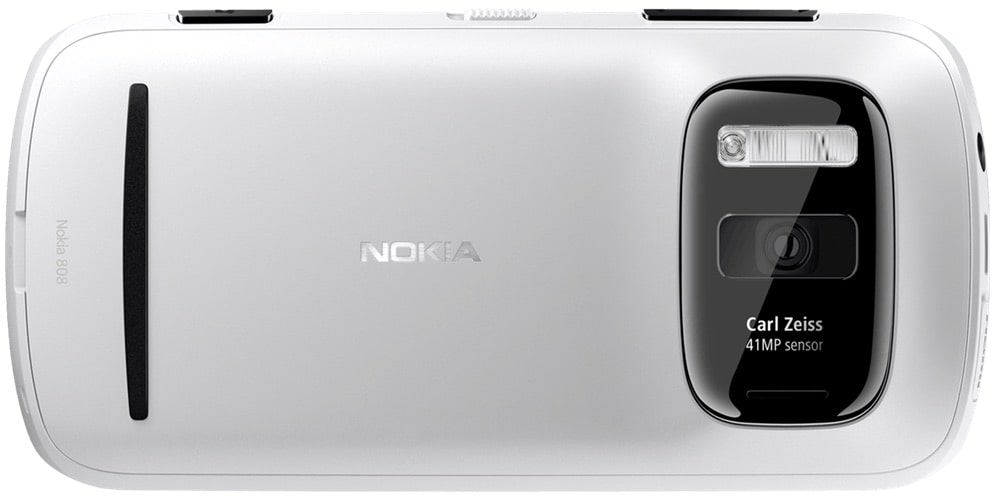 HMD Global has Unveiled the Nokia 9 PureView with 5 Rear Camera Setup-Nokia 808 PureView