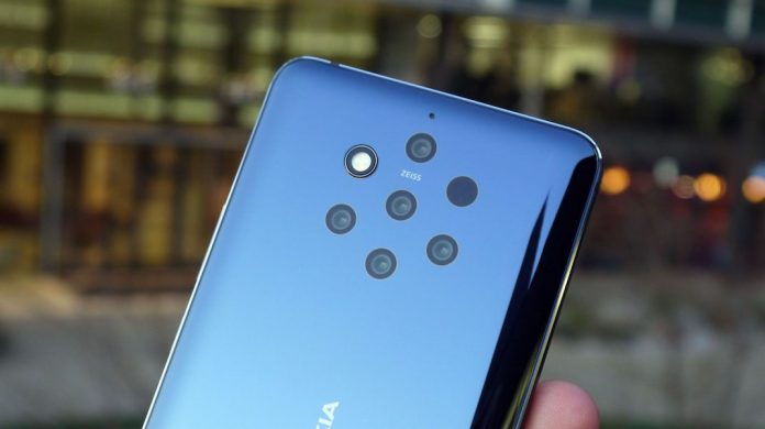 HMD Globals has Officially Unveiled the Nokia 9 with 5 Rear Camera Setup-Best Camera Phone Top Nokia Phone Tech News Blog Bangalore-techinfoBiT
