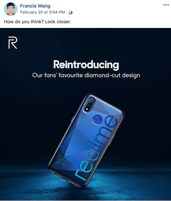 RealMe 3 is Coming Real Soon, Helio P70 Confirmed by CEO-Tech News-Mobile Phones-Budget Phones-techinfoBiT