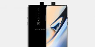 OnePlus 7 Leaked Photos Hinted a Pop-Up Selfie & Triple Rear Camera Setup-Tech News Blog-price-release date-techinfoBiT