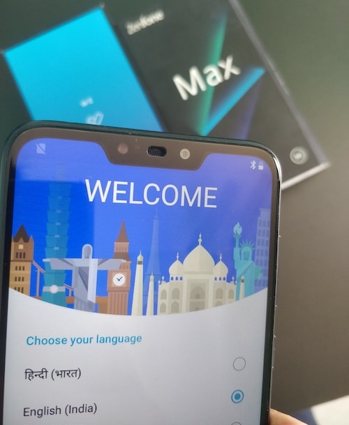 Unboxing and Review of Asus Zenfone Max M2 X01AD