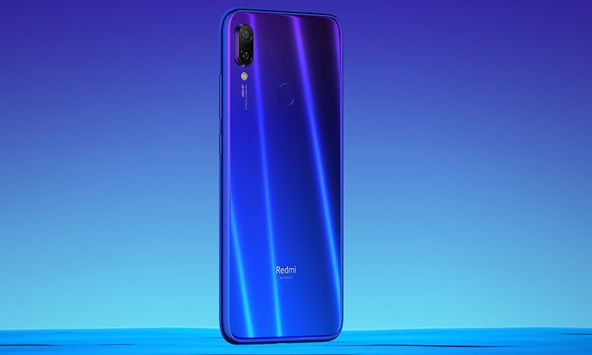 Xiaomi Redmi Note 7 Pro with 48+5 MP Rear Camera Launched in India