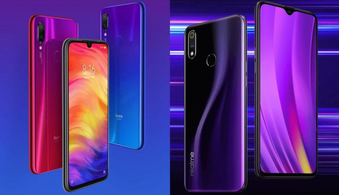 Redmi Note 7 Pro vs Realme 3 Pro, Features Comparison and Which One to Buy-Pros and Cons-techinfoBiT