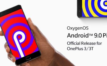 Stable Android Pie with OxygenOS 9.0.2 Rolling Out for OnePlus 3 and 3T-techinfoBiT