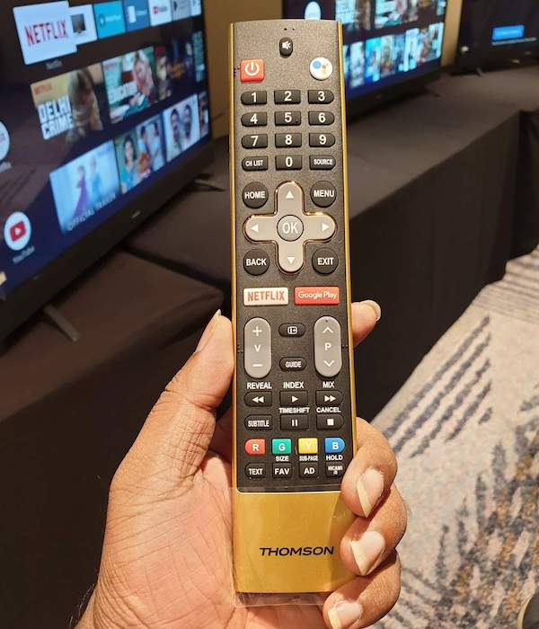 Thomson Has Launched the Range of Licenced Android TV, Price Starting from 29,999 INR -techinfoBiT