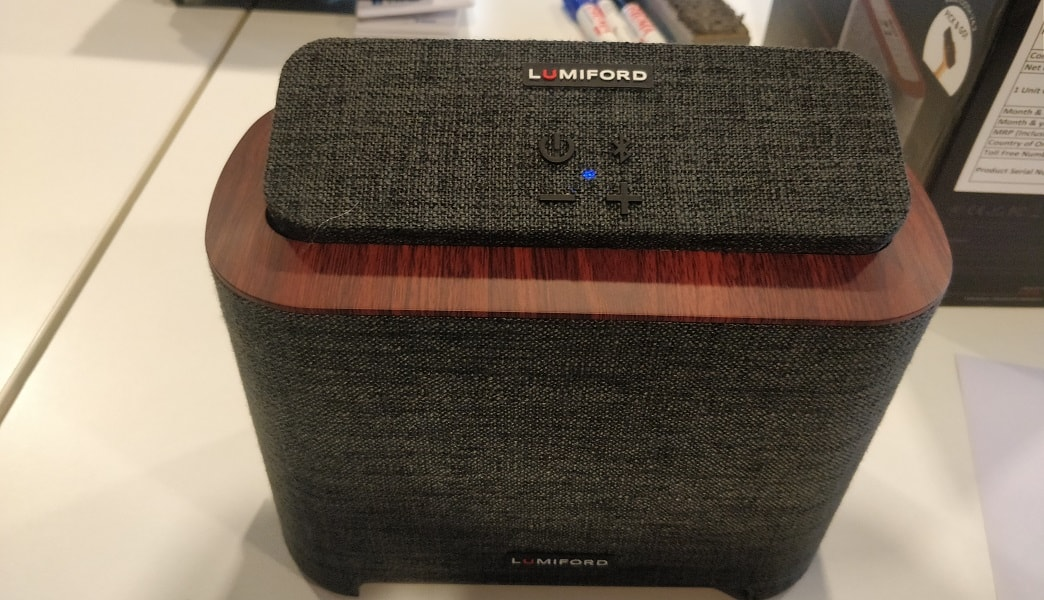 Lumiford 2.1 SubWoofer Dock, A Wireless Speaker with Unique Docking Design - techinfoBiT (5)