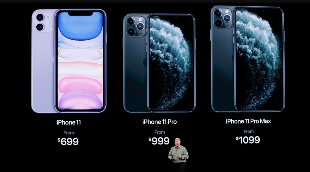 Apple Unveiled the iPhone 11 Series With Triple Rear Camera and NO 5G, Priced Upto ₹109,900-iPhone 11 Pro Max-techinfoBiT
