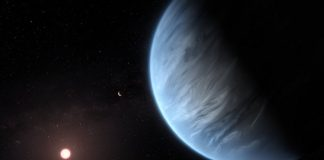 Hubble Telescope Data Confirmed the Presence of Water Vapor in Atmosphere of an Exoplanet K2-18b-Science and Space-techinfoBiT-1