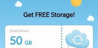 Claim 50GB Free OnePlus Cloud Storage for OnePlus 7T and 7T Pro