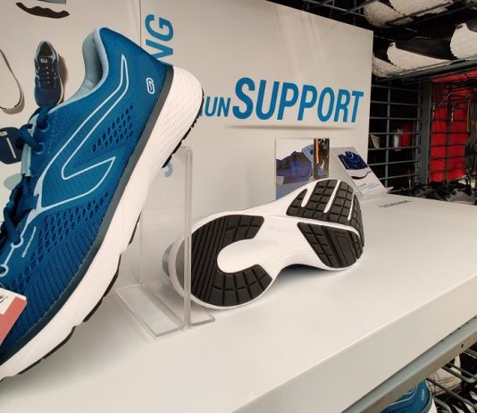 Kalenji Run Support Running Shoes by Decathlon is All About Breathability and Comfort-Review-techinfoBiT
