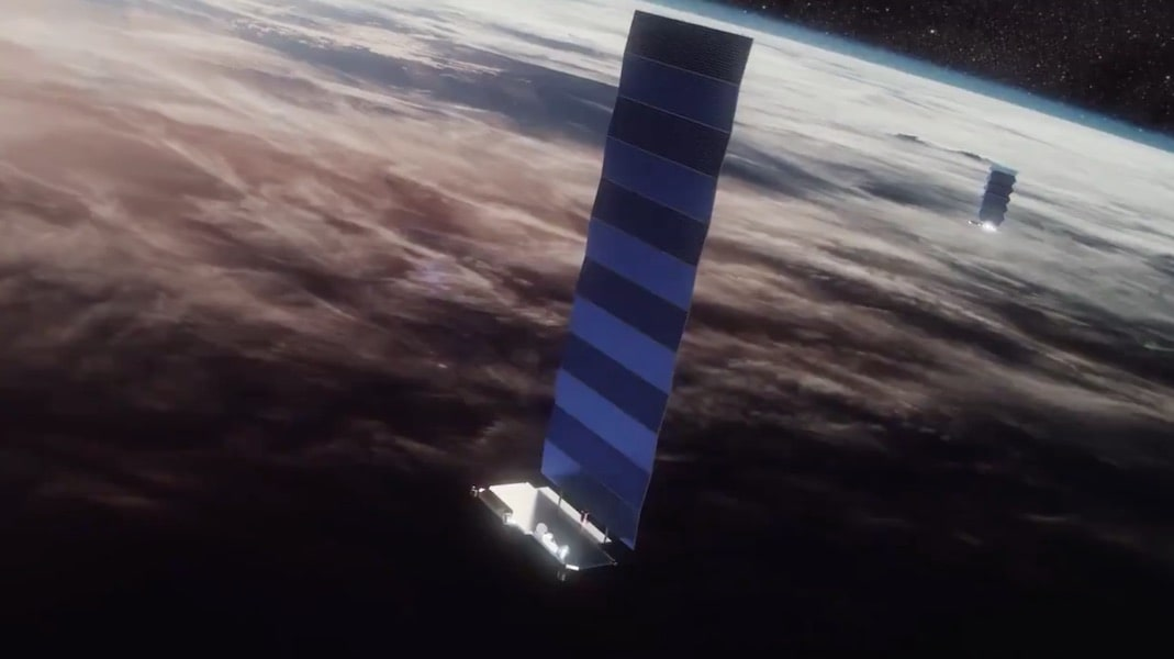 60 More Starlink Satellites Launched With the Eighth Starlink Mission of SpaceX