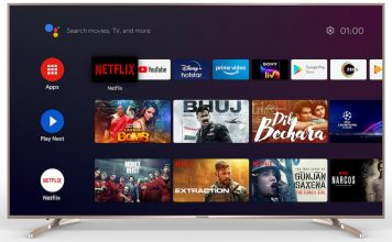 Thomson Enters Into the Luxury Segment with 75 inches Premium Make in India Certified Android TV-techinfoBiT