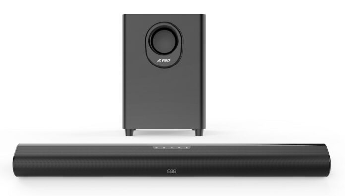 Get Ultimate Theatre Experience at Home with F&D HT-330 Soundbar - techinfoBiT